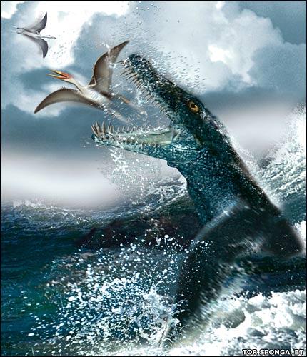 Pliosaur picture