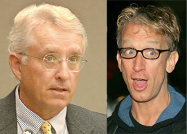 Thompson and Andy Dick