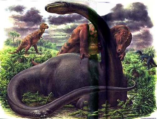Image borrowed from the Old Dinosaur Books site